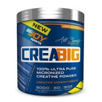 Bigjoy Creabig Creatine Powder 300 Gr