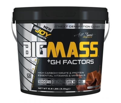 Bigjoy Big Mass +GH Factors 3000 Gr