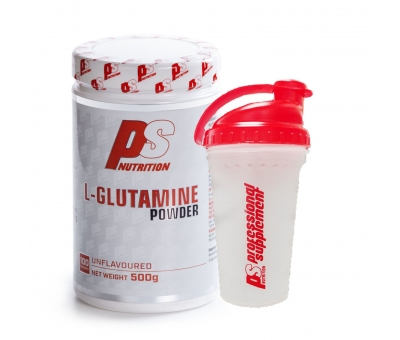 Ps Nutrition L-Glutamin 500 Gr