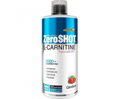 ZeroShot L-Carnitine Thermo Burn 960 mL